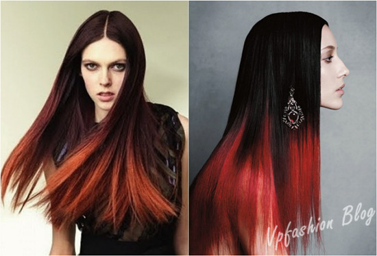 Red black hairstyles 6 cool hd wallpaper hdblackwallpaper red black hairstyles urmus Choice Image