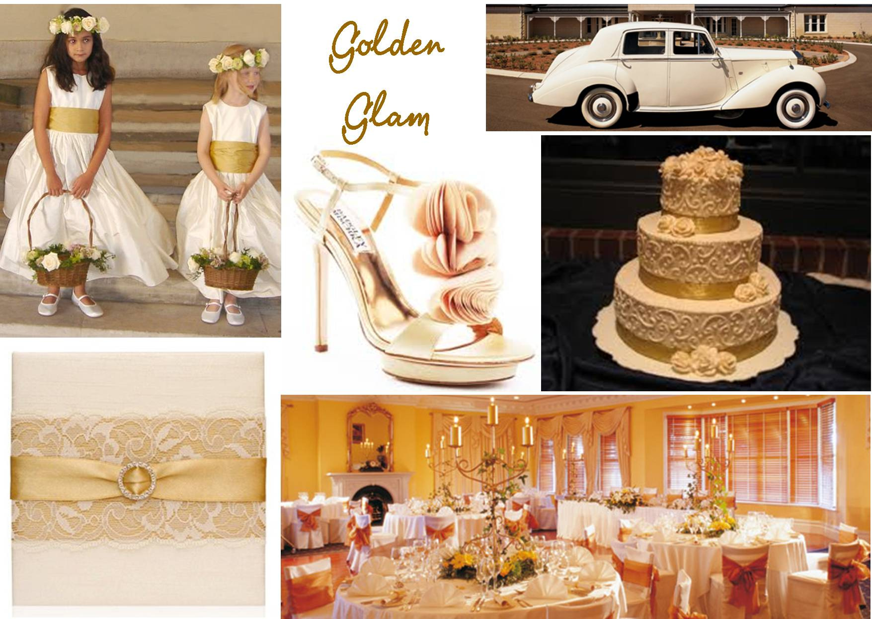 Wedding Colors Black And Gold 19 Desktop Wallpaper