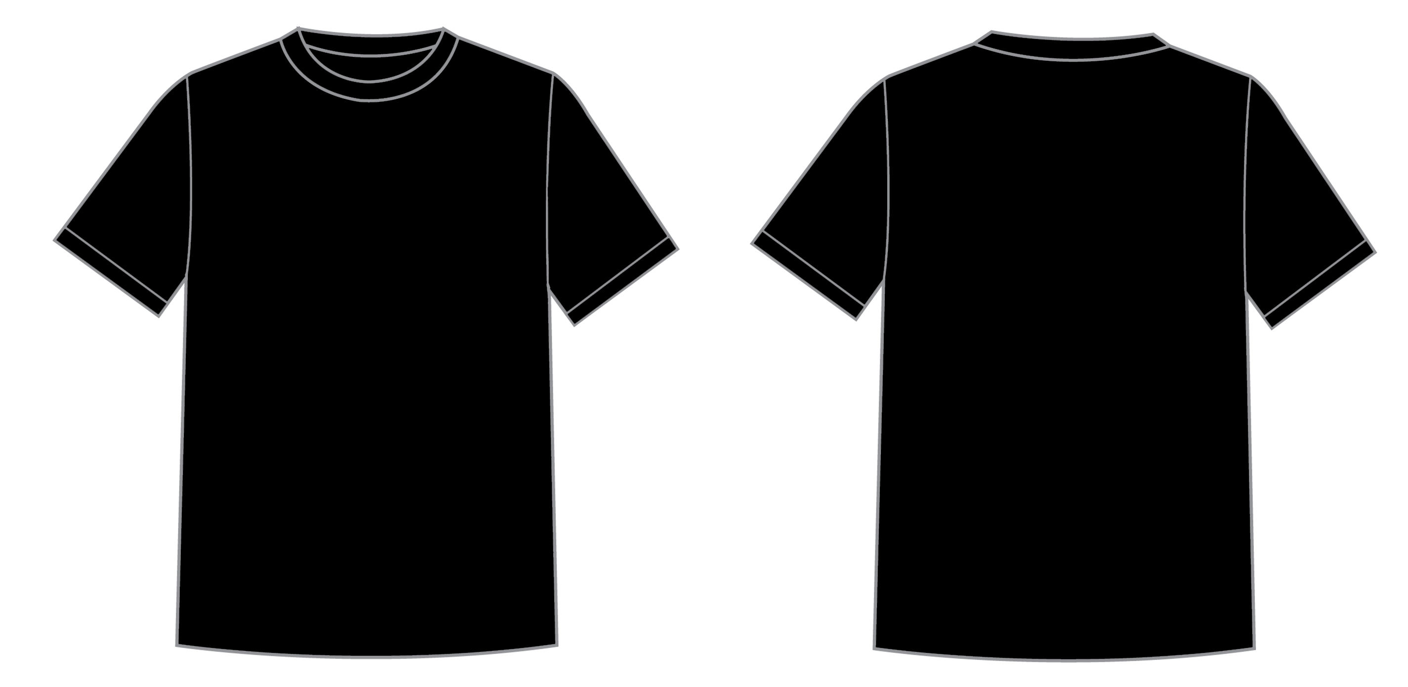 women u0026 39 s plain black t shirt 3 background