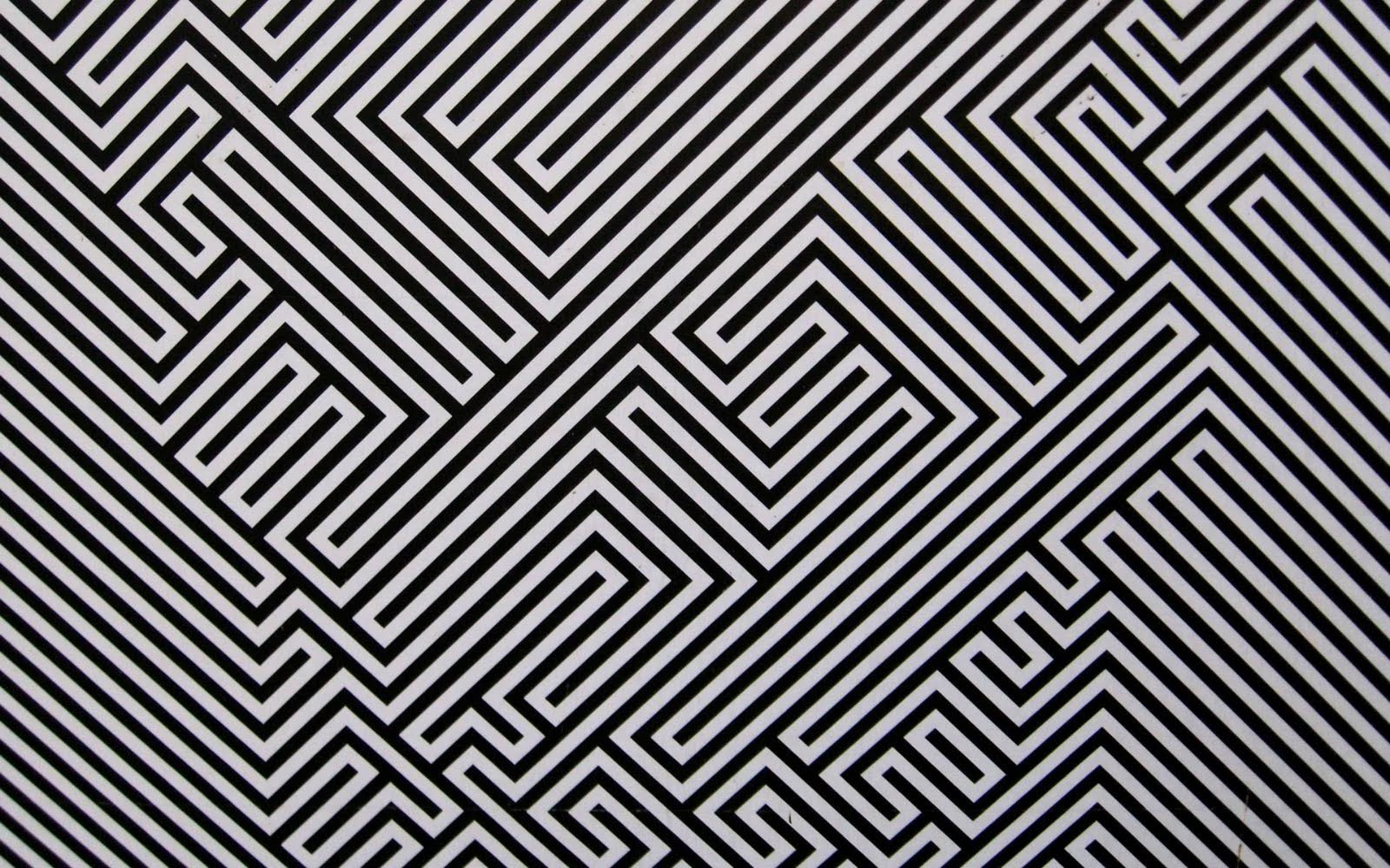 Best black and white wallpapers 2 cool wallpaper for Cool pattern wallpaper