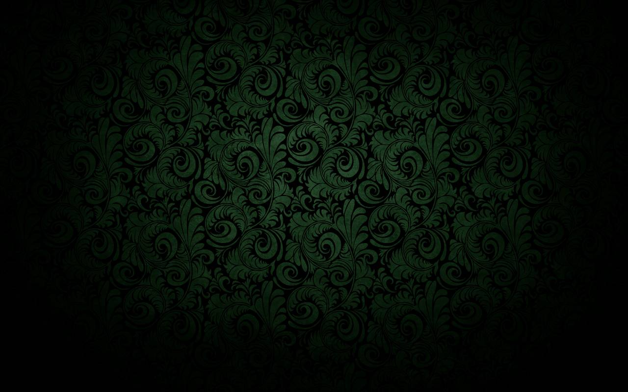 Black Wallpapers High Resolution: Big Green And Black Wallpaper 21 High Resolution Wallpaper