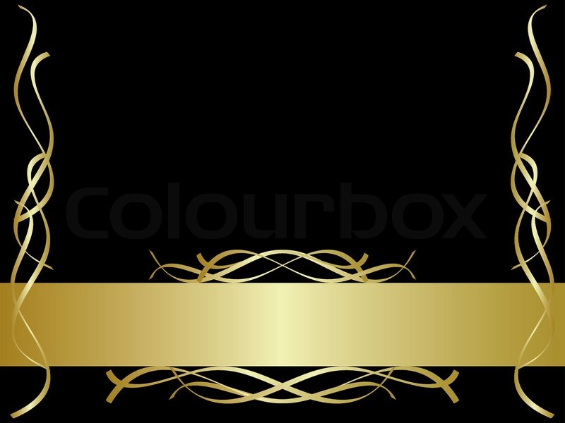 2020 Other Images Elegant Black And Gold Background Hd