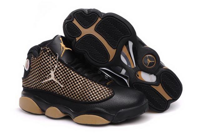 Black And Gold Jordans  18 Background