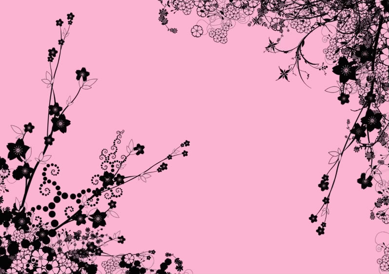 black and pink wallpaper 43 hd wallpaper