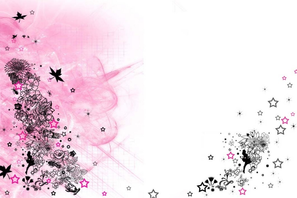 Black And Pink Wallpaper Borders 22 Widescreen