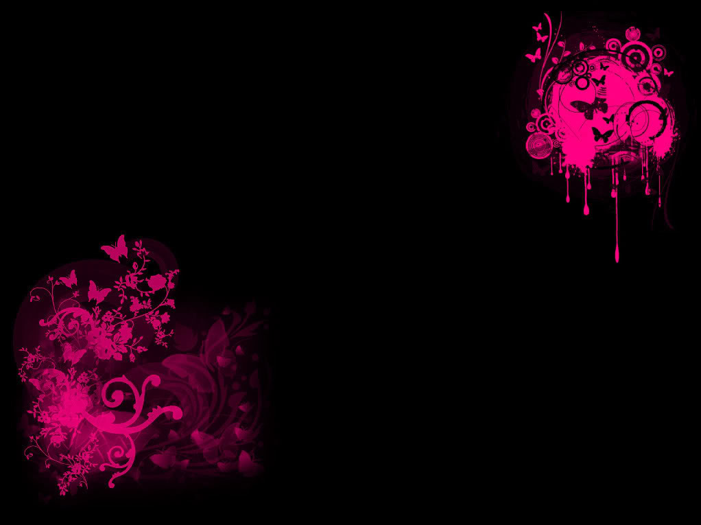 Black And Pink Wallpaper Borders 4 High Resolution ...