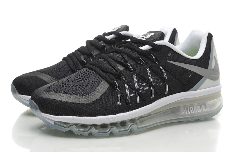 Nike Air Max 2015 Black Men