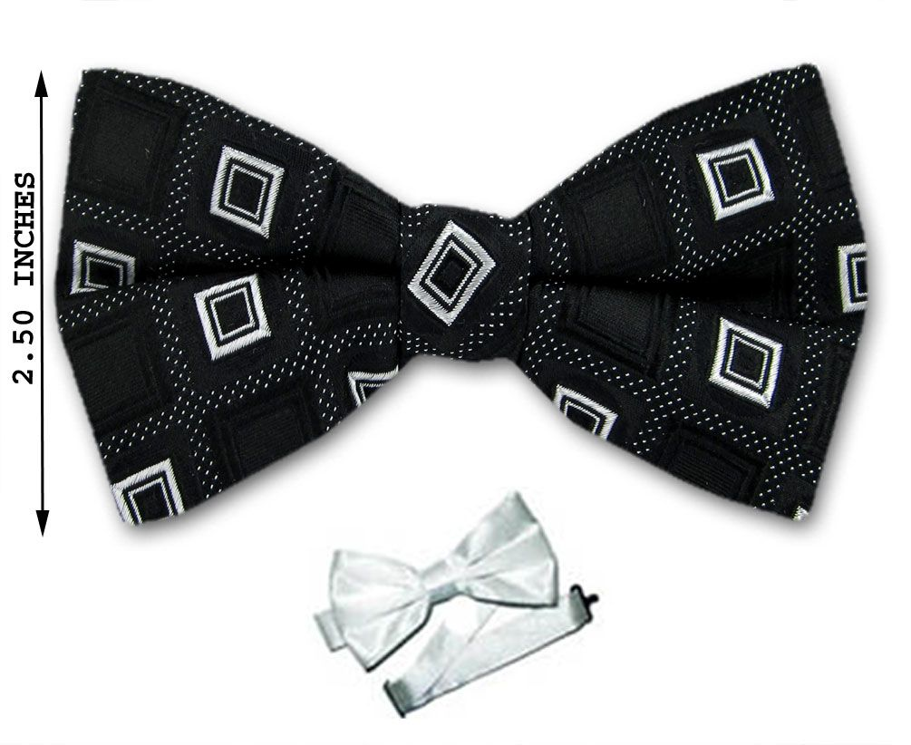 Black And Silver Bow Tie  27 High Resolution Wallpaper