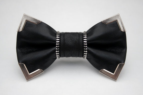 Black And Silver Bow Tie 5 Free Hd Wallpaper