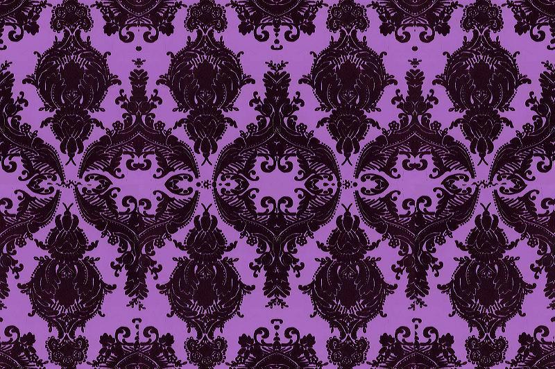 purple damask wallpaper - photo #15