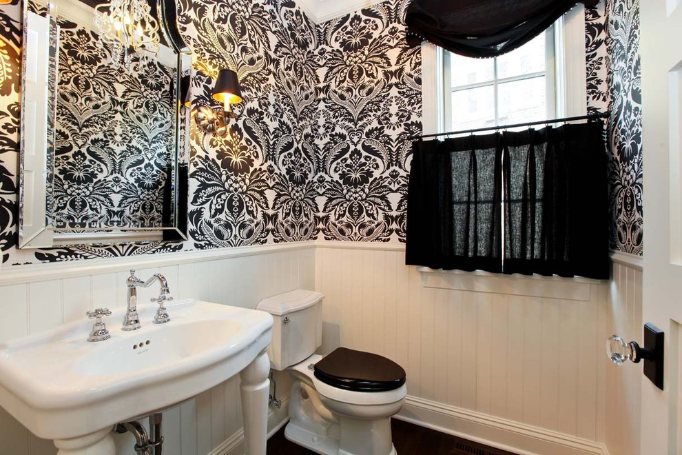 Black And Silver Bathroom Ideas Stunning Black And Silver Damask Wallpaper 9 Free Wallpaper 2017