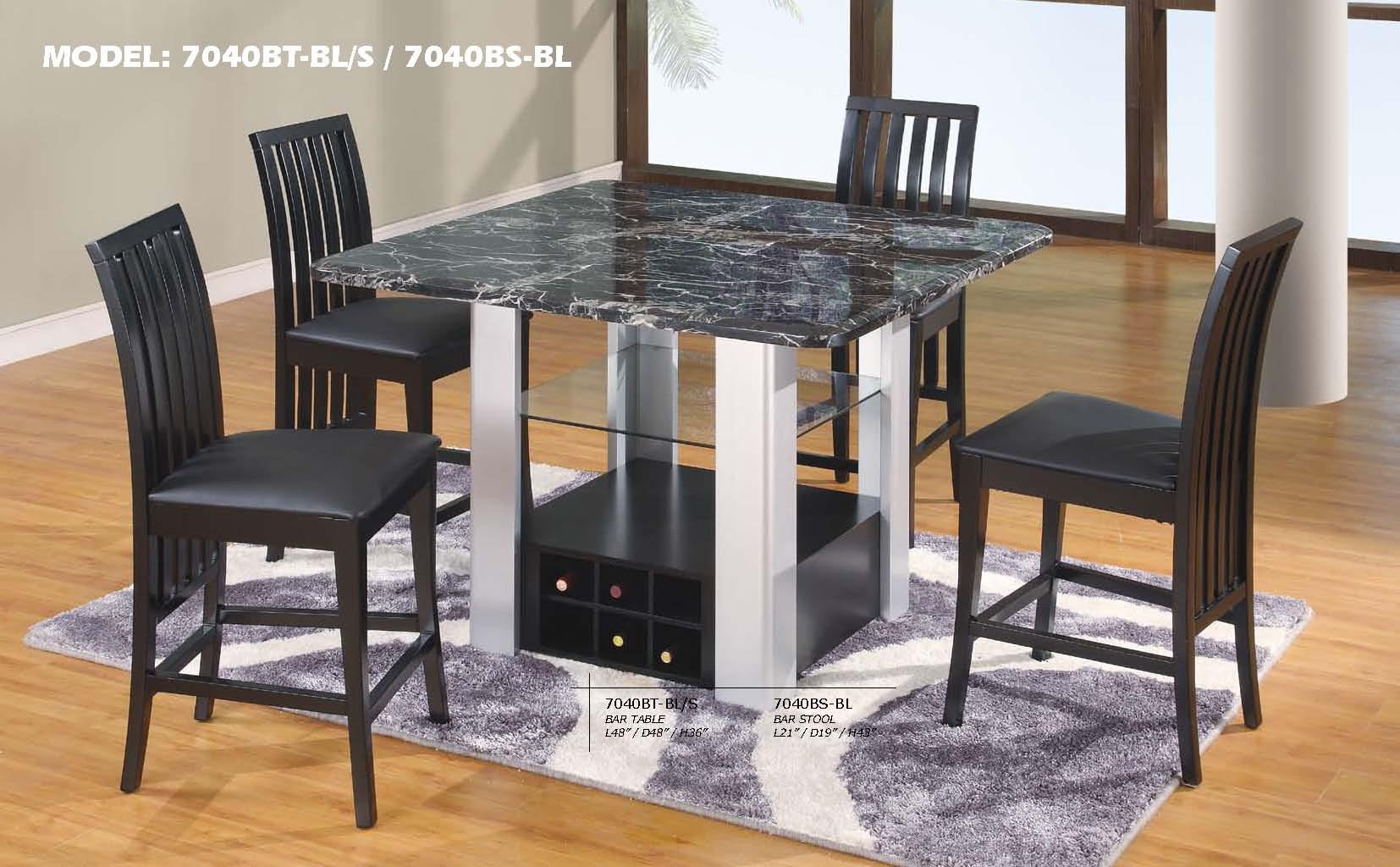 Black And Silver Furniture 24 Widescreen Wallpaper