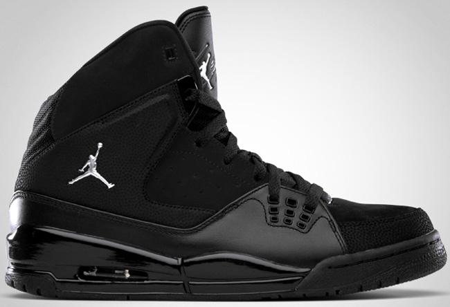 Black And Silver Jordan 2  10 Background Wallpaper