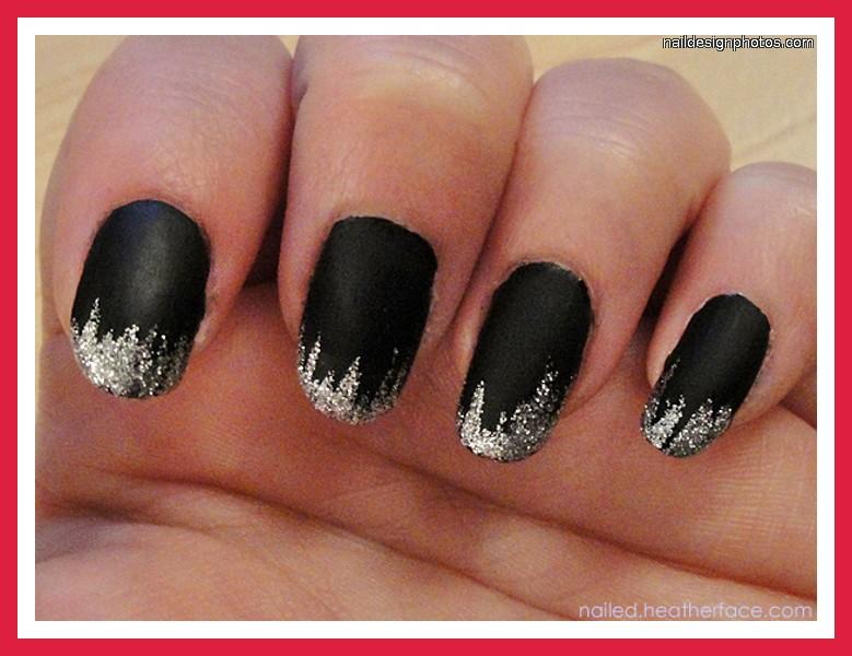 Nail designs black and silver graham reid black and silver nails 2 hd wallpaper black and silver nails 2 hd wallpaper prinsesfo Gallery