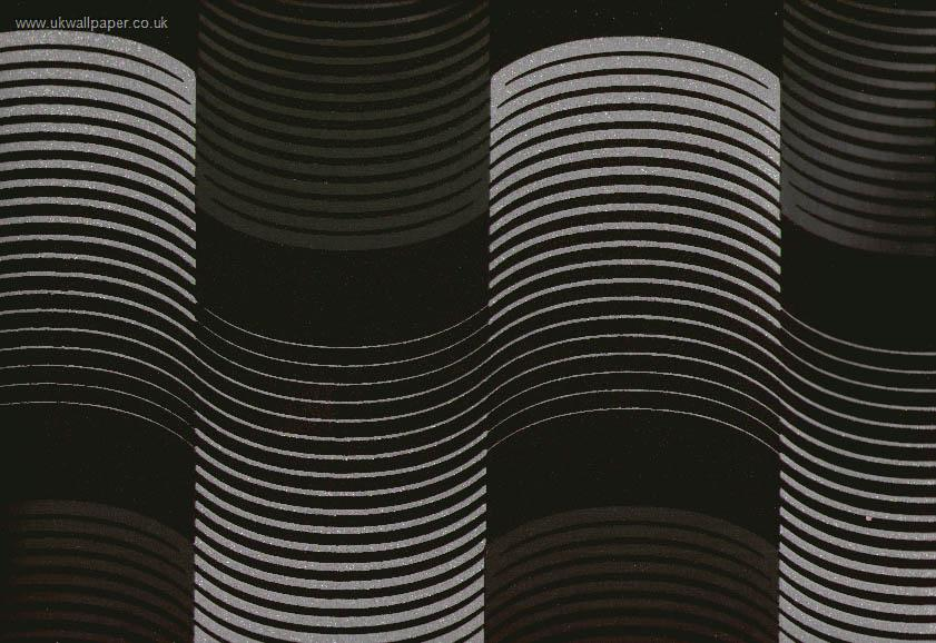 black and white velvet damask wallpaper