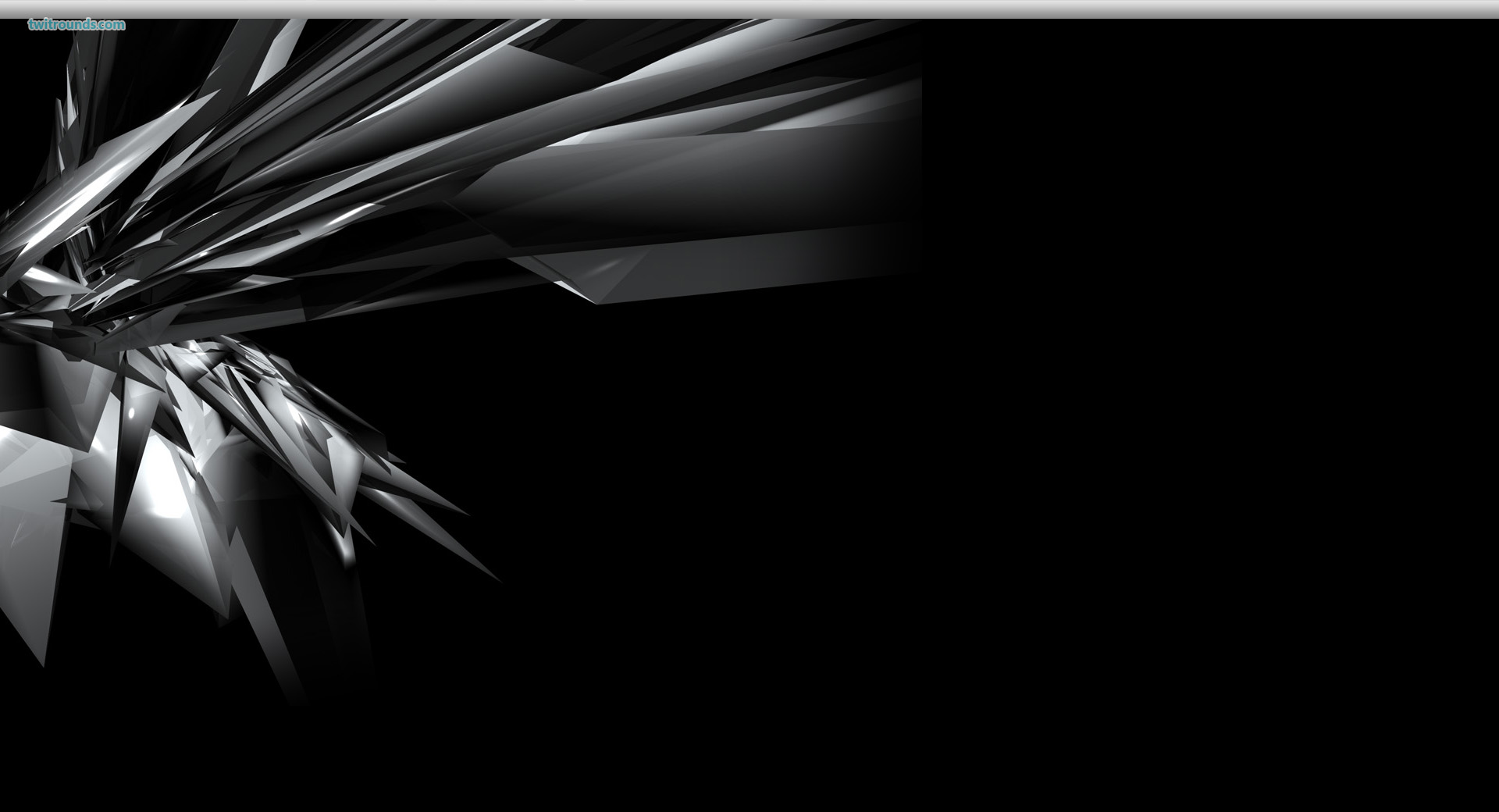 Cool Black Backgrounds Designs: Black And Silver Wallpaper Designs 8 Background