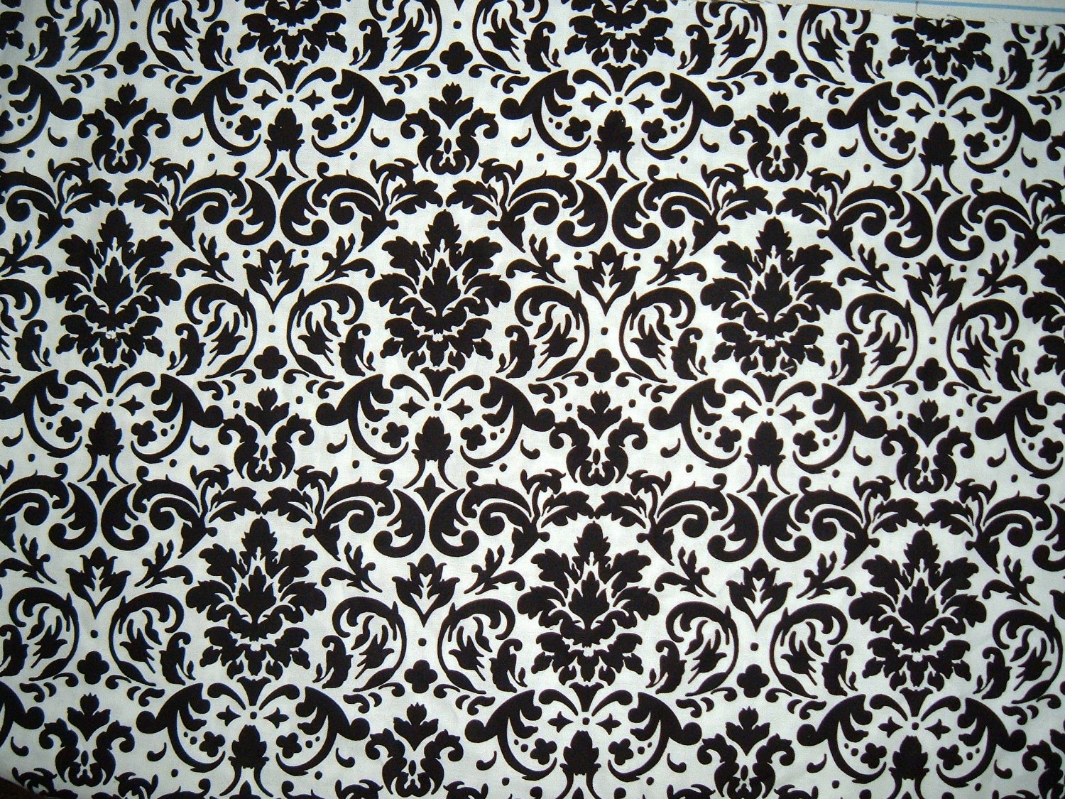 Black and white damask wallpaper 23 background for Damask wallpaper