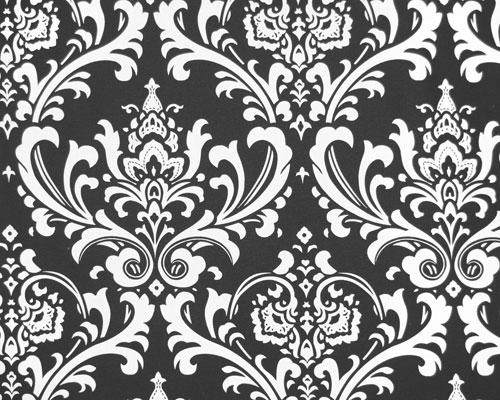 Black And White Damask Wallpaper 38 Free