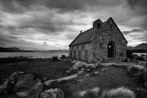 Black and white landscape photography 1 background wallpaper