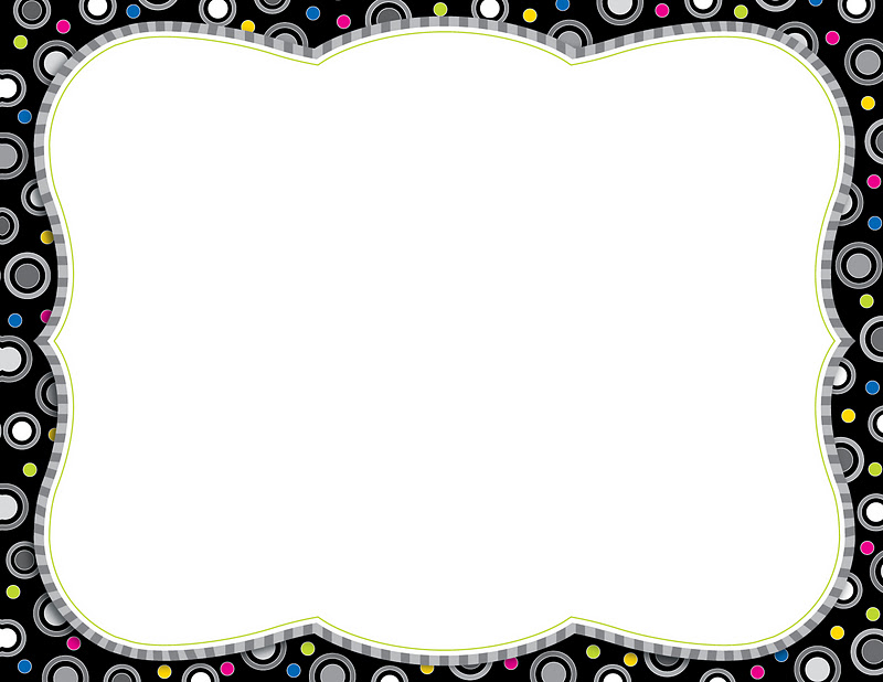 Black And White Wallpaper Border 7 Free Hd