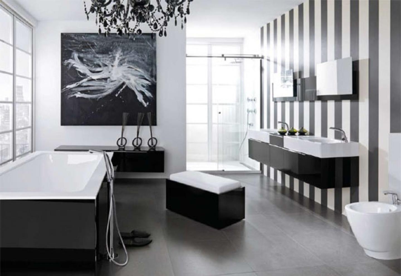 Black And White Wallpaper For Bathroom 6 Desktop Wallpaper ...