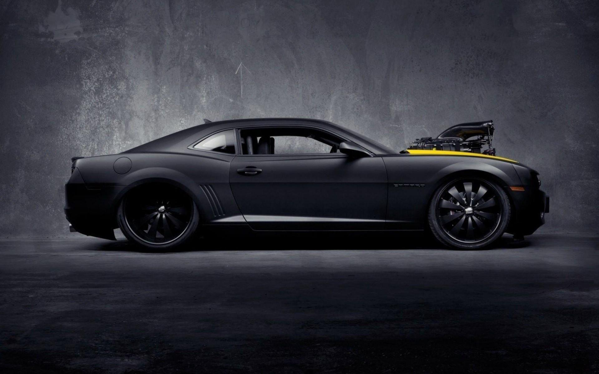 Mustang Vs Camaro >> Black Cars Wallpaper 10 Cool Hd Wallpaper - Hdblackwallpaper.com