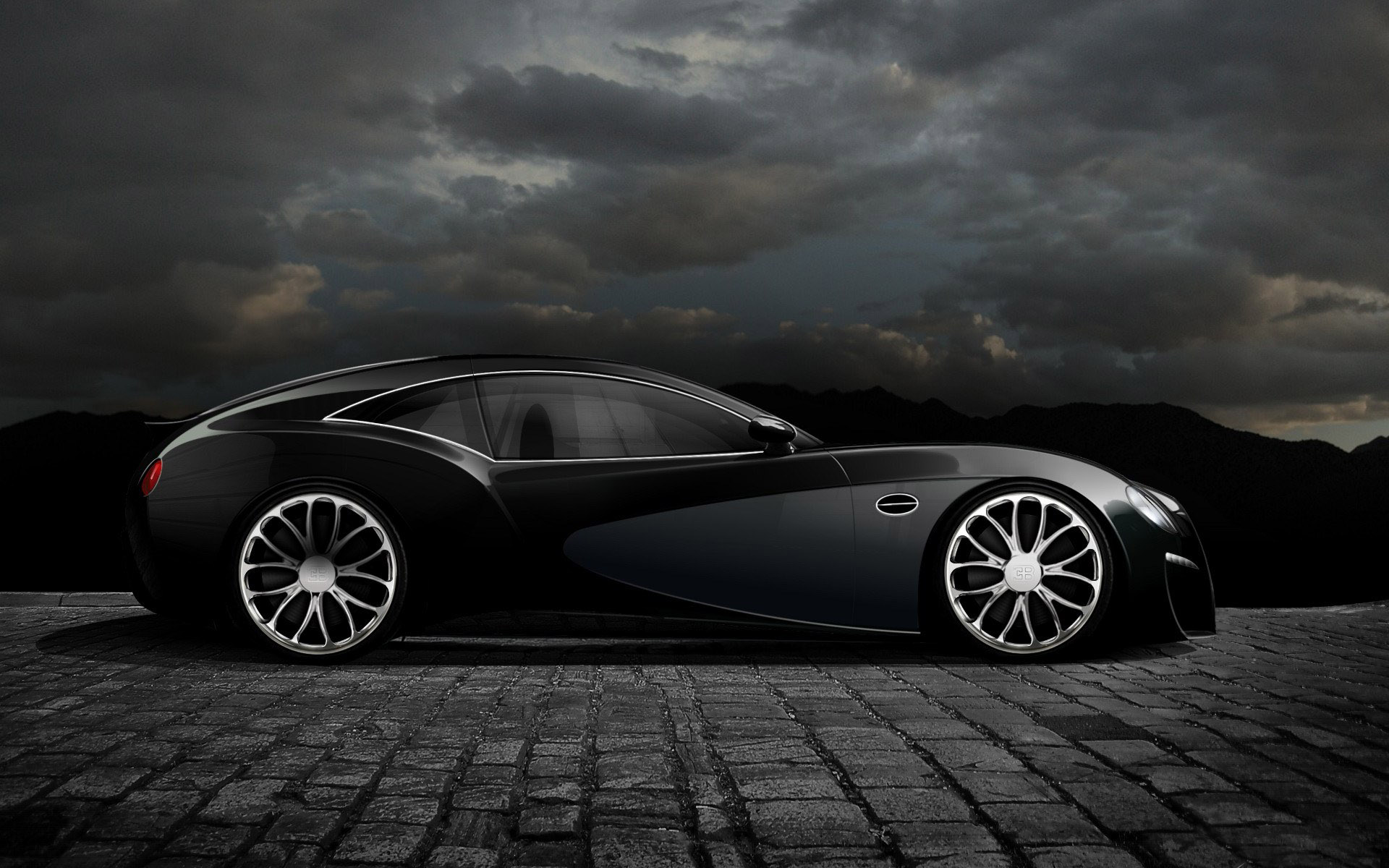 black dark cars - photo #16