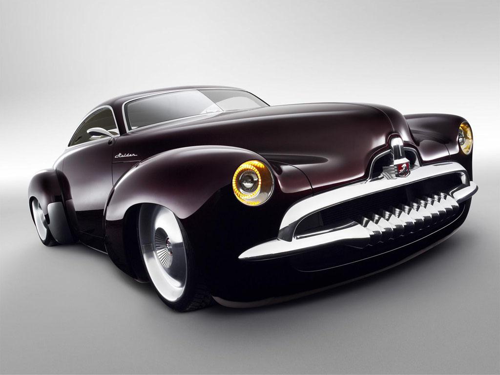 Black Classic Car Wallpapers Desktop Background