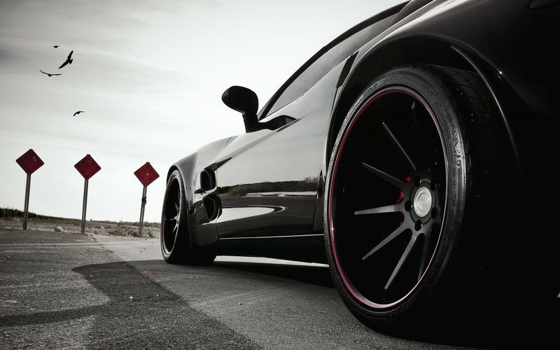 Black Sport Cars Wallpapers 31 Wide Wallpaper