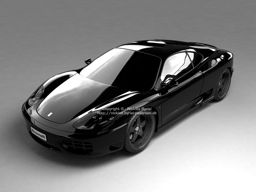 Sport Wallpaper Black: Black Sport Cars Wallpapers 5 Background Wallpaper