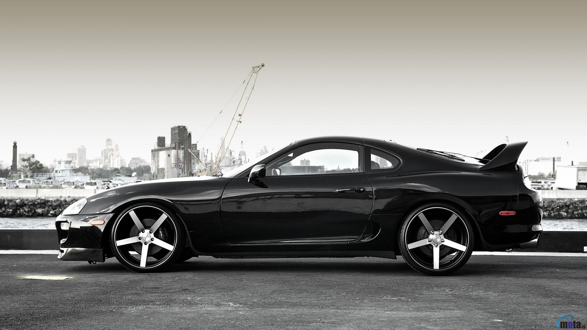 Black Sport Cars Wallpapers 8 Background Wallpaper
