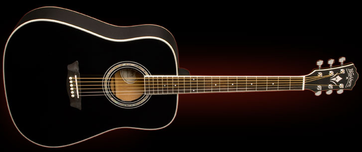Blue And Black Acoustic Guitar 12 Free Wallpaper ...