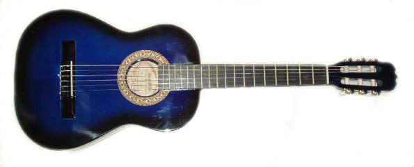 Blue And Black Acoustic Guitar 39 Cool Hd Wallpaper ...