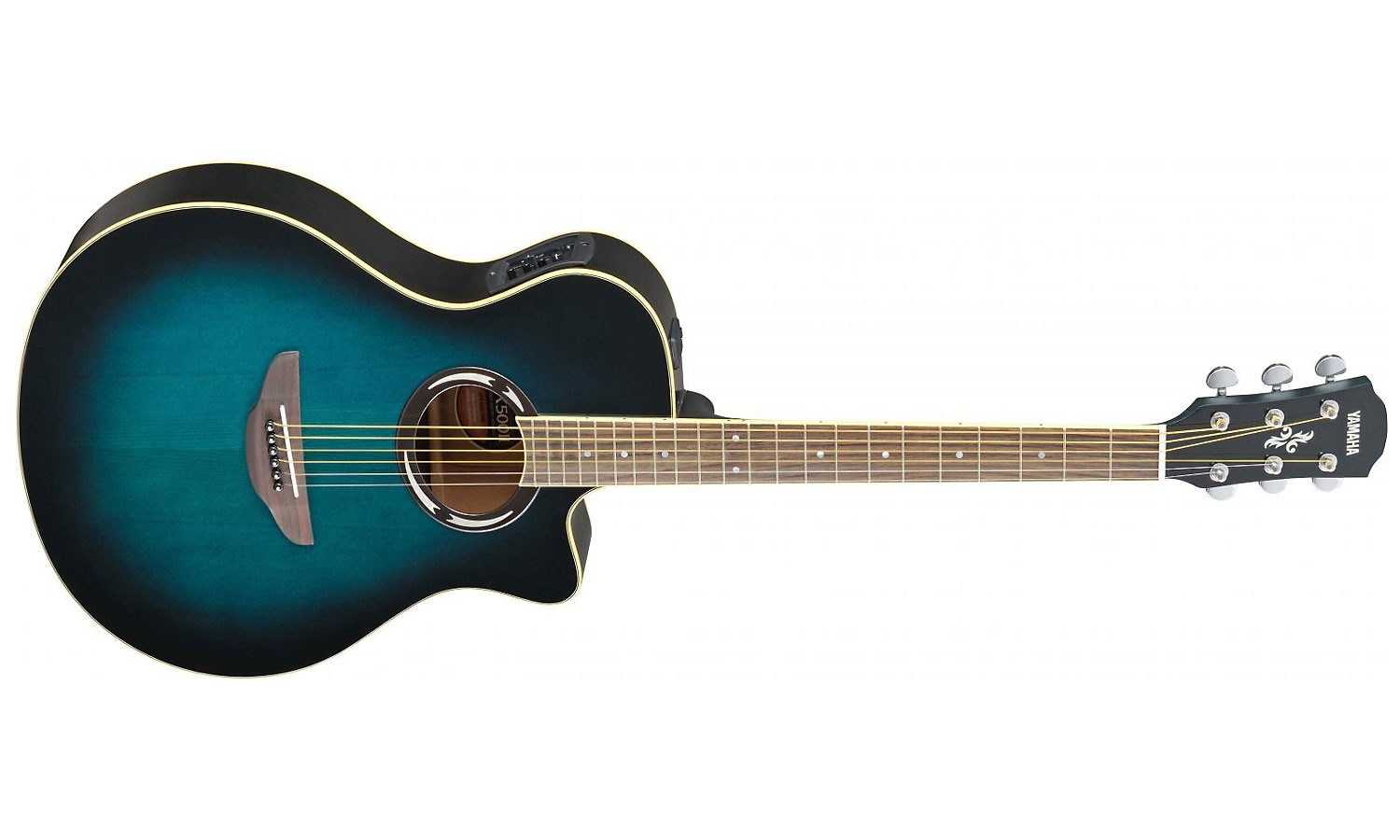 Blue And Black Acousti...