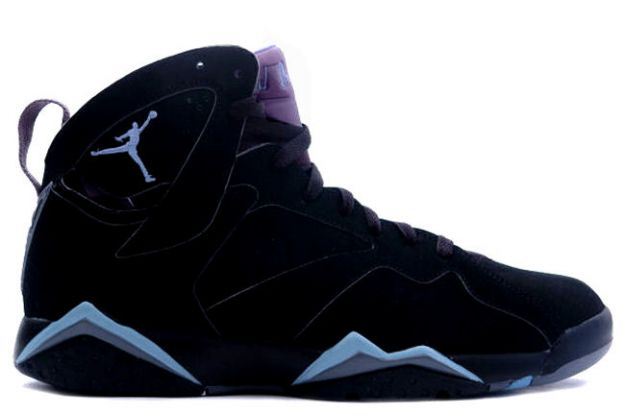 Baby Blue And Black Jordan Shoes