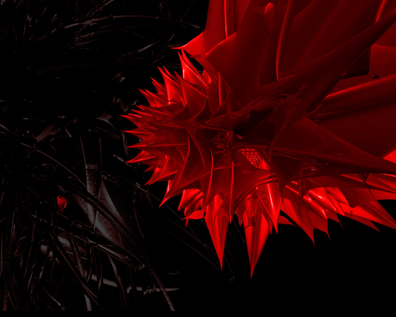 Red and black wallpapers 1 desktop background - Cool red and black wallpapers ...