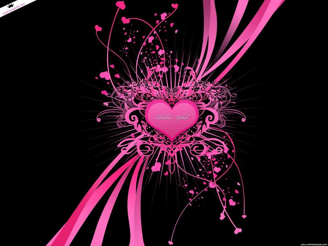 dark pink wallpaper 16 high resolution wallpaper - hdblackwallpaper