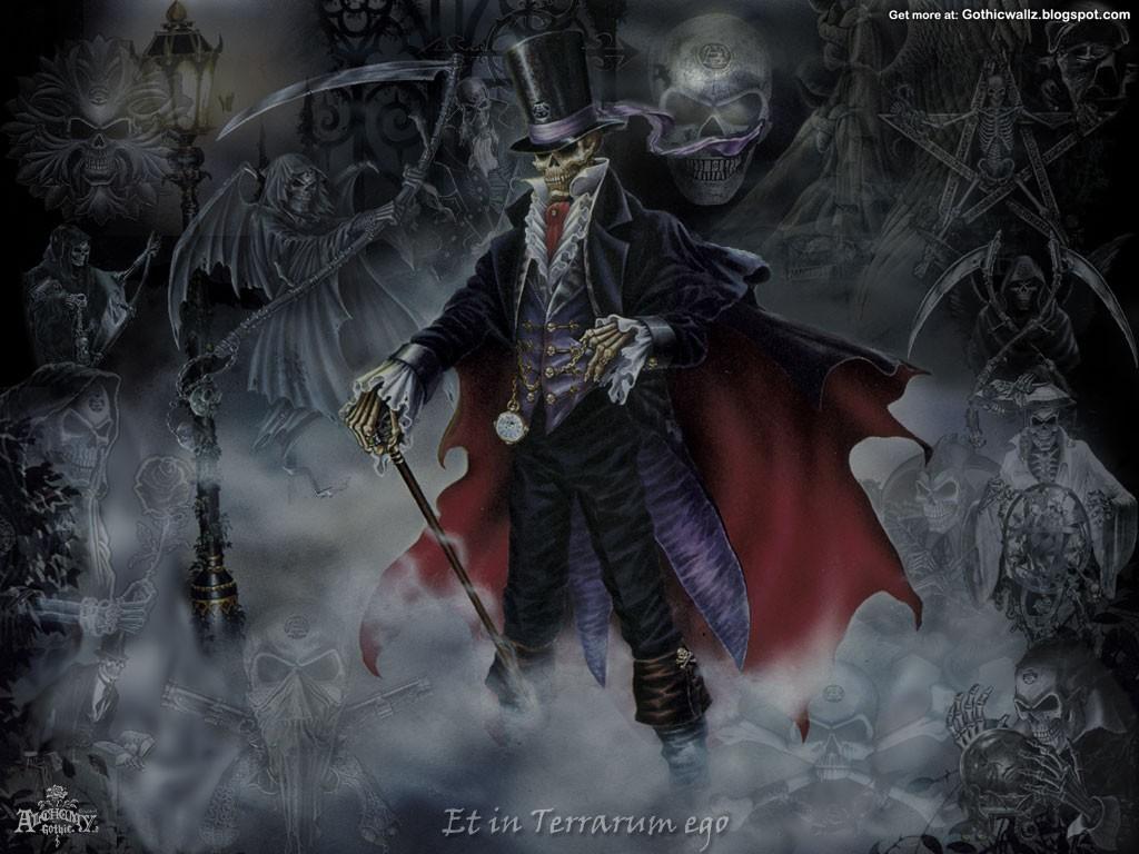 Gothic Backgrounds For Desktop 9 Background