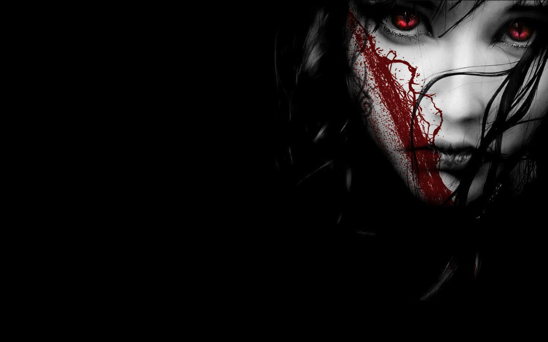 eyes evil dark vampire wallpaper - photo #33