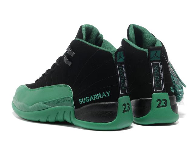 Green And Black Jordans  9 Free Wallpaper