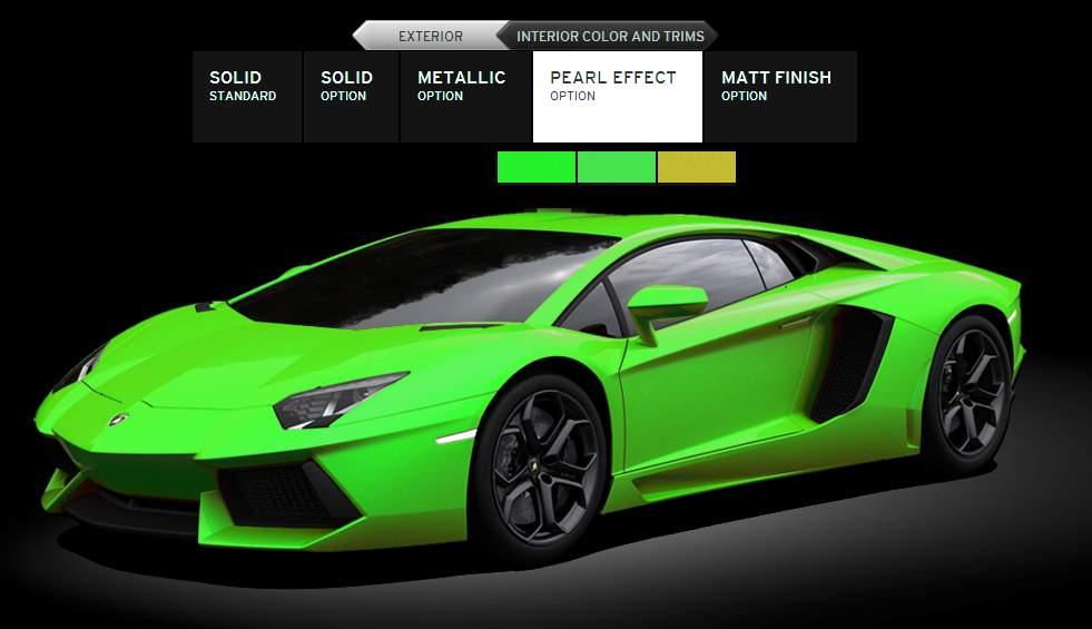 Green And Black Lamborghini 20 - 44.0KB