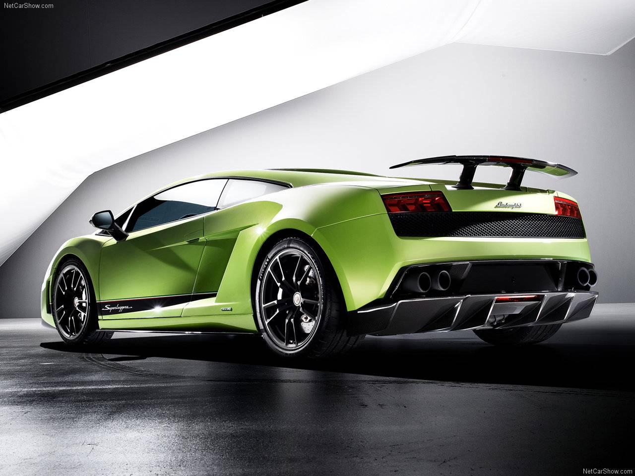 Green And Black Lamborghini 33 Cool Hd Wallpaper