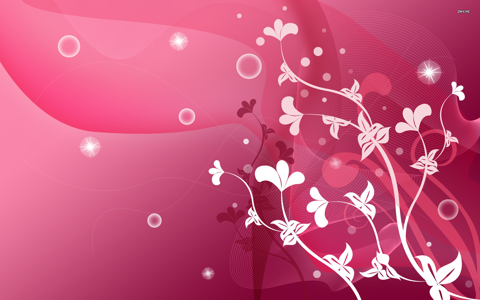 hot pink wallpapers for desktop - photo #26