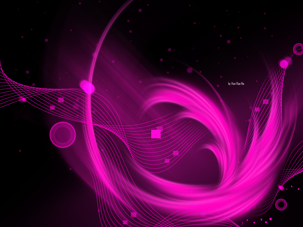 hot pink wallpapers for desktop - photo #35