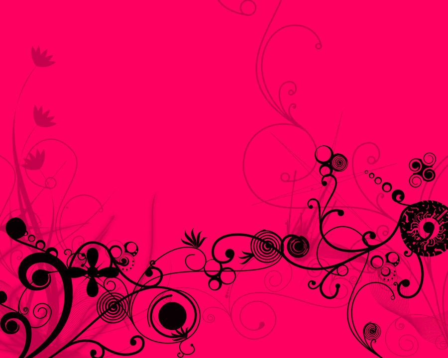 Hot Pink Wallpaper 3 Free Hd Wallpaper - Hdblackwallpaper.com