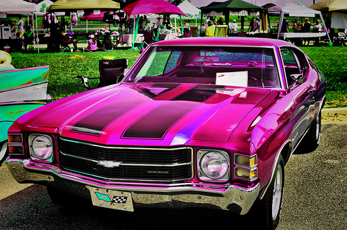 Pink And Black Cars 35 Desktop Wallpaper