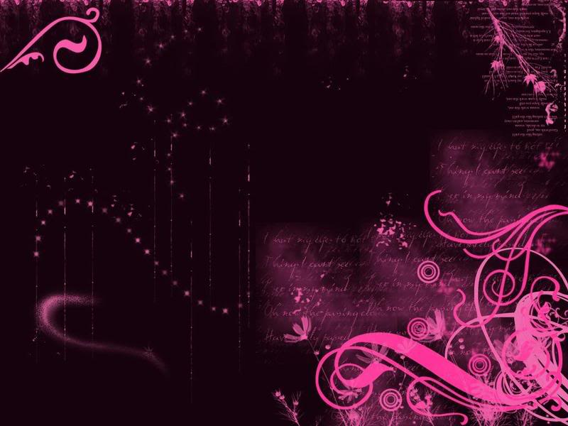 pink and black wallpaper 20 background