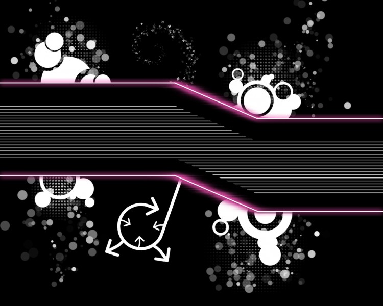 30 Best Wallpaper Designs Free To Download – The WoW Style |Black And Pink Wallpaper Design