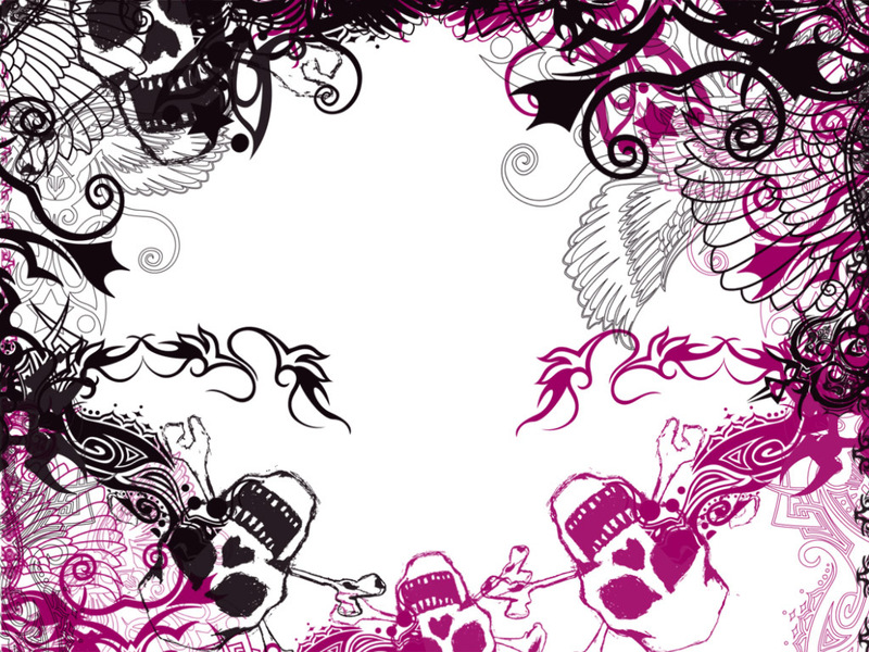 Pink And Black Wallpaper Designs 2 Cool Hd Wallpaper ...Pink And Black Background Vector Designs