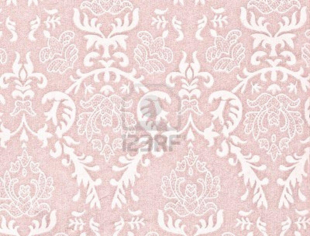Pin damask wallpaper pink on pinterest for Damask wallpaper